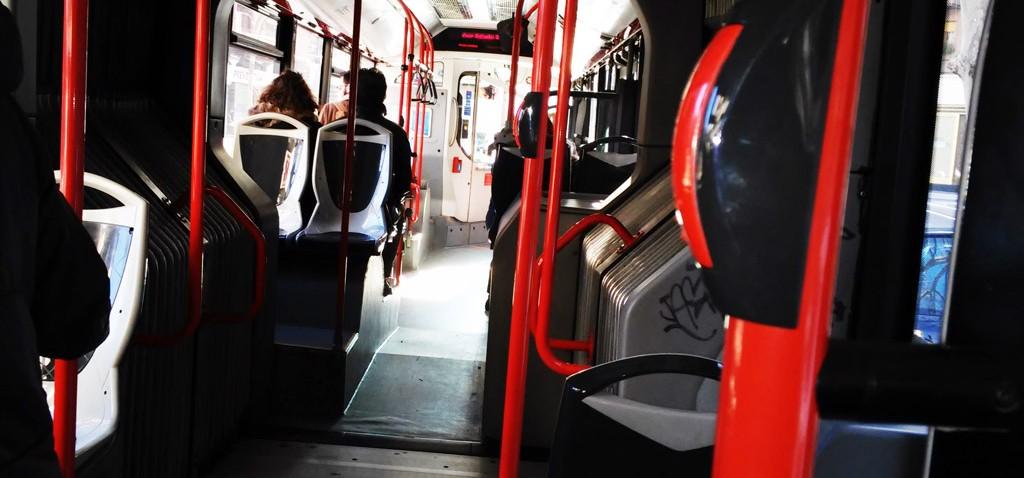Bus urbano de AUZSA