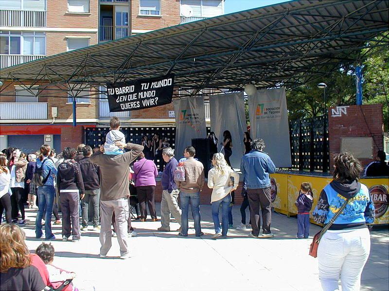 Fiestas en La Jota.