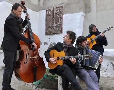 Cuarteto Gancho Drom.