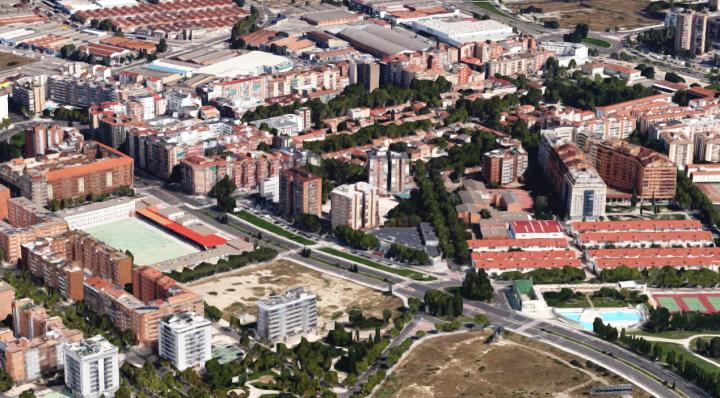 Urbanismo Autoriza La Construcción De Un Edificio De 60 Viviendas En Marqués De La Cadena Barrio La Jota