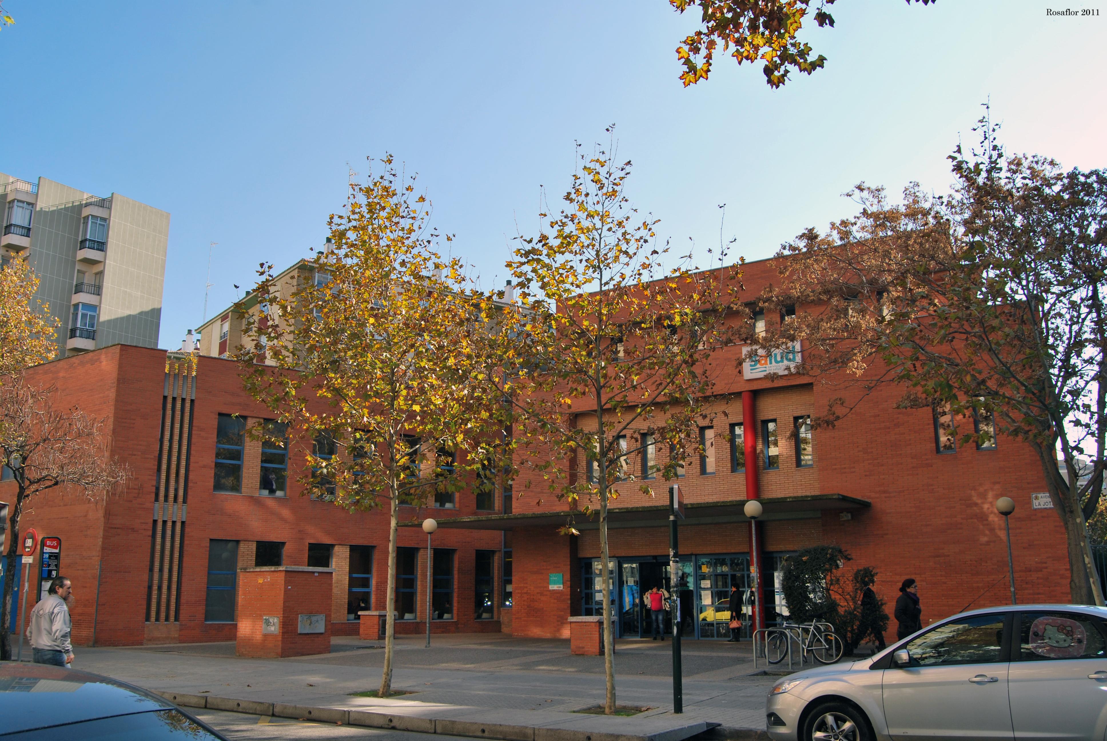 La Jota Y Barrio Jesús Reclaman Un Nuevo Centro De Salud Para Solucionar La Masificación Barrio La Jota