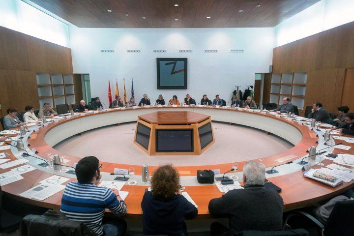El Consejo de la Ciudad, en su última reunión