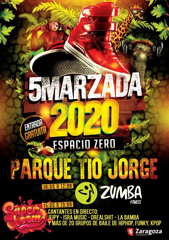 Cincomarzada 2020 - Espacio Zero