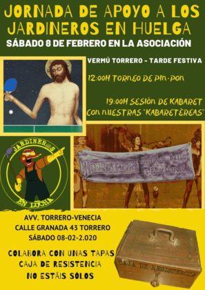 Boletín Informativo de Barrios FABZ. 7 de febrero de 2020